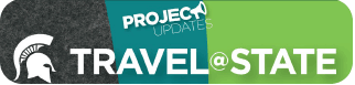 Project Updates for Travel at State